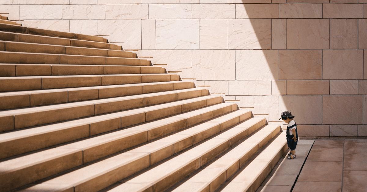 How Small Steps Help Jump-Start the Faith of Our Flock