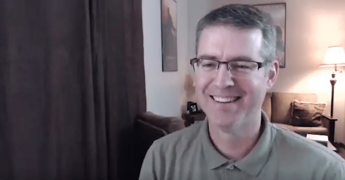 Stimulating a Healthy Dialogue About Pornography in Elders Quorum | Clip from Liberating Saints Virtual Summit