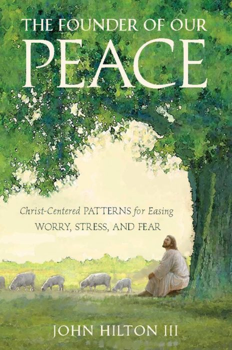 The Founder of Our Peace book cover