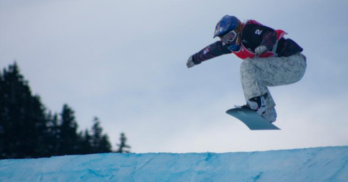 Lindsey Jacobellis at the 2009 LG FIS WorldCup, by Tyler Ingram (CC BY-NC-ND 2.0)