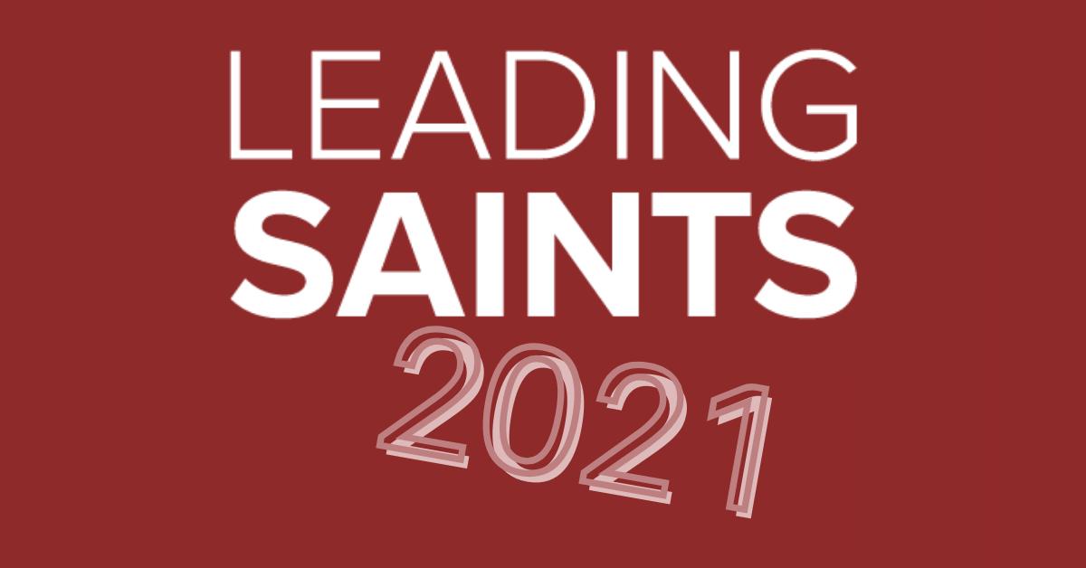Leading Saints in 2021