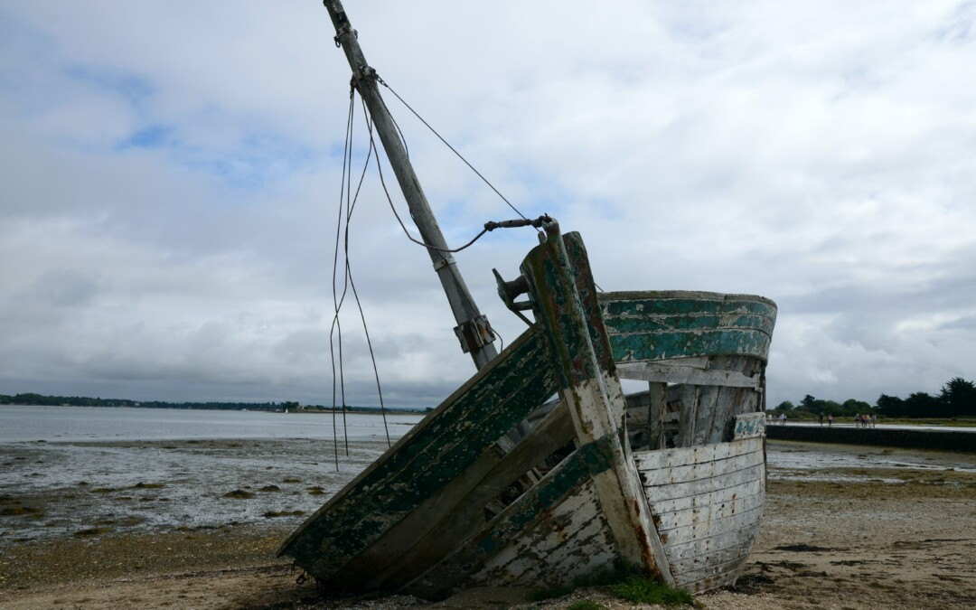 Shipwrecked –  Simple Lessons Learned Through Tragedy – Part One